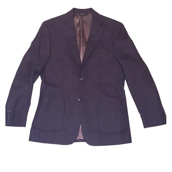 Pronto Uomo Other - Pronto Uomo - Super Soft Wool Blazer